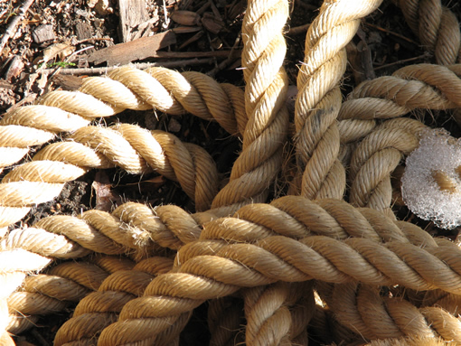 some rope