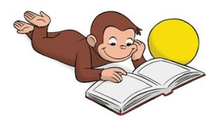Curious-George-Reading